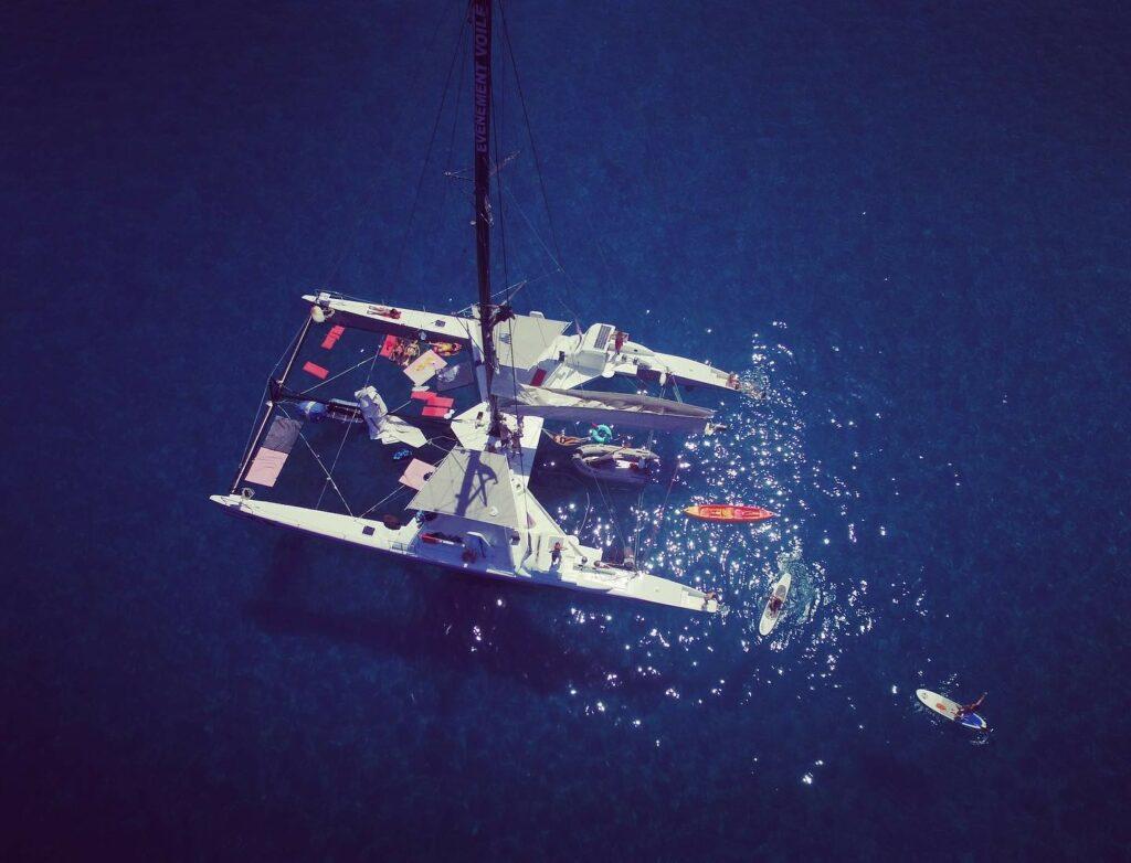 Catamaran Caseneuve