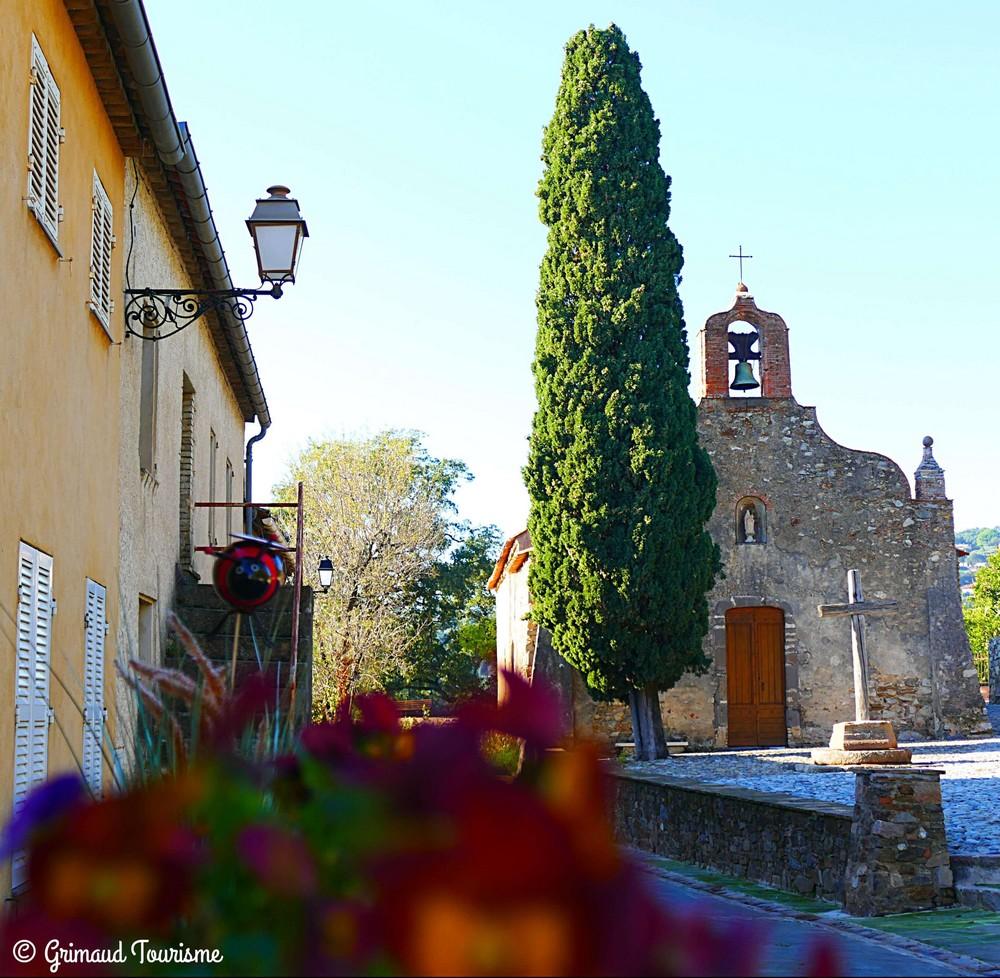 Chapelle des Pénitents à Grimaud