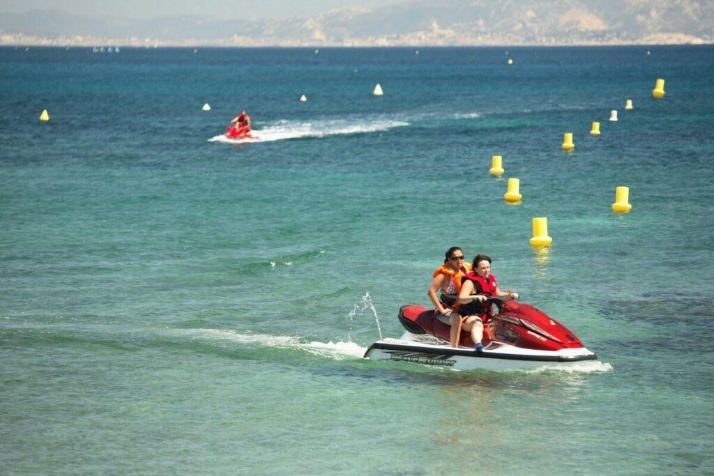 Activités nautiques Jet Ski
