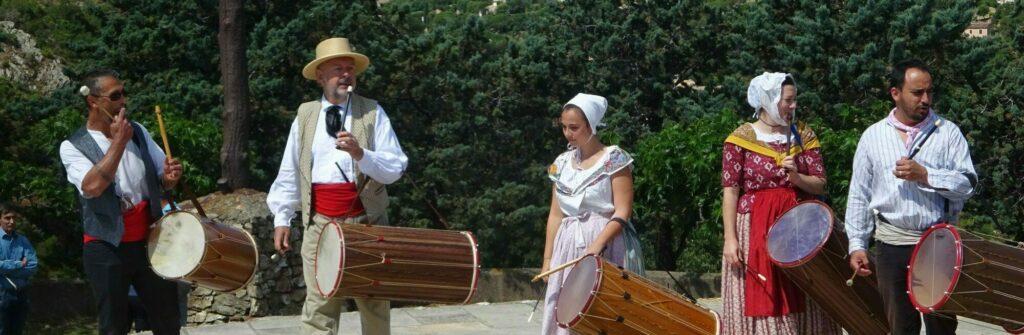 Grimaud - groupe Folklorique
